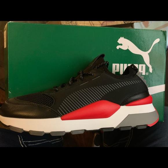 puma kicks